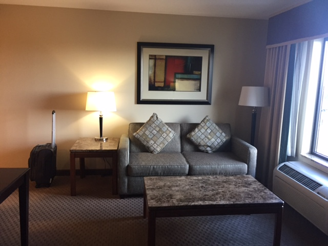 hampton inn las vegas airport