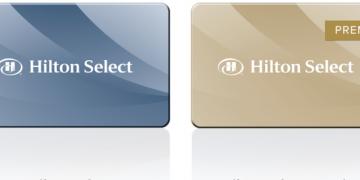 Hilton Select Cards