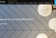 Security data payment card breach
