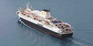 Ocean Endeavour vessel