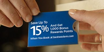 Fall 2016 15 percent off and 1,000 points promotion