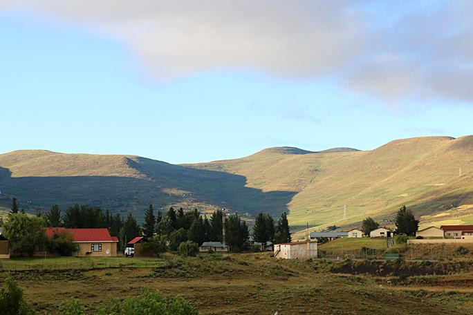 Katse Lodge in Bokong, Lesotho