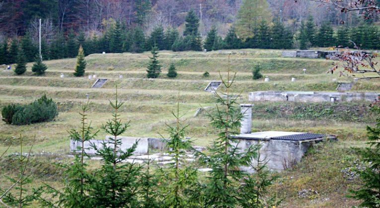 Mauthausen Ljubelj Nazi Extermination Camp in Slovenia