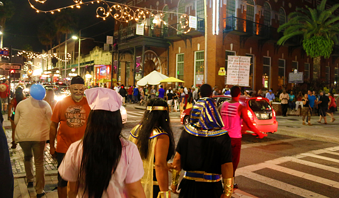 Ybor City Halloween