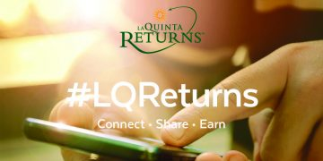 La Quinta Returns Social Rewards promotion 2016