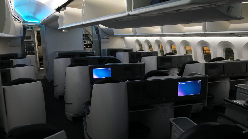 Aeromexico Business Class