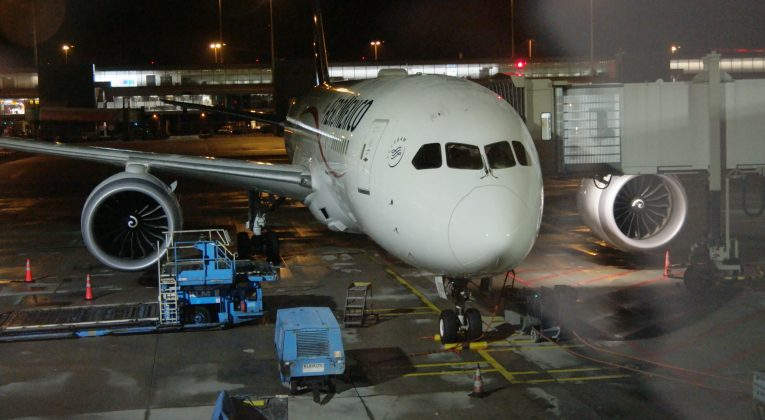 Aeromexico 787 Dreamliner
