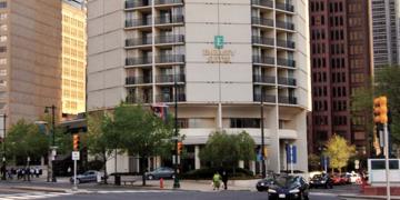 embassy suites philadelphia