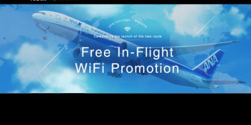 Free Wi-Fi During Flight promotion 2016