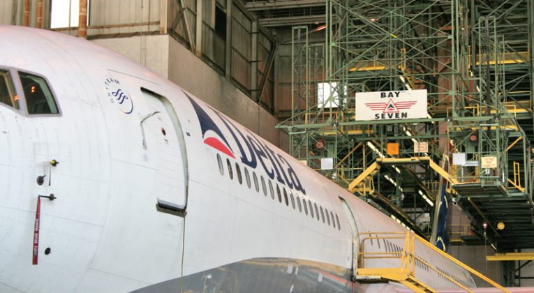Technical Operations Center Delta Air Lines