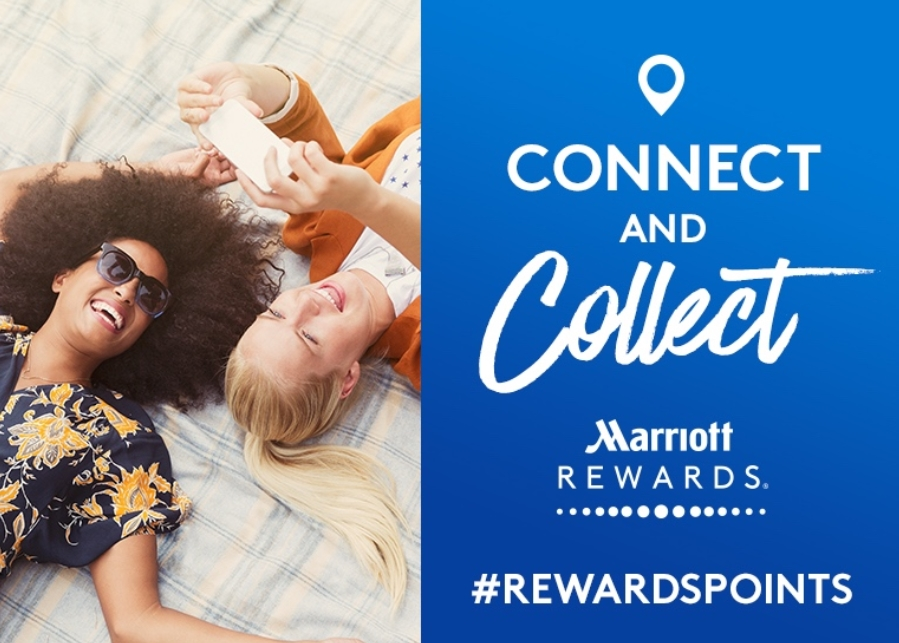 Connect with marriott to earn up to 45 000 bonus points for Bonus sociale 2017