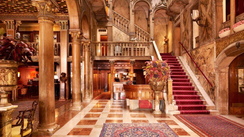 Hotel Danieli, Venice, Starwood Hotel, SPG