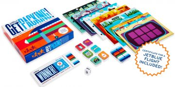 Get Packing! board game
