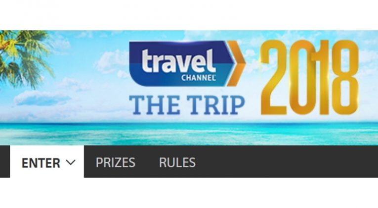The trip travel channel 2018