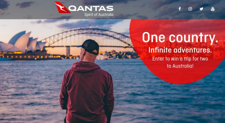Featured Sweepstakes: Win a 7-Night Trip to Australia - InsideFlyer