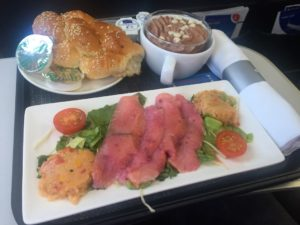 special meals on flight