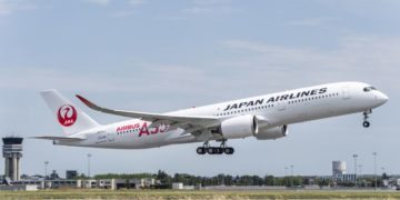 Japan Airlines Airbus