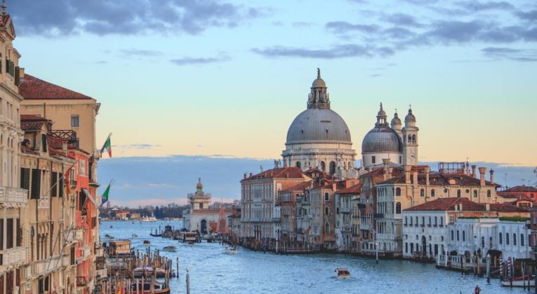 Travel to Venice