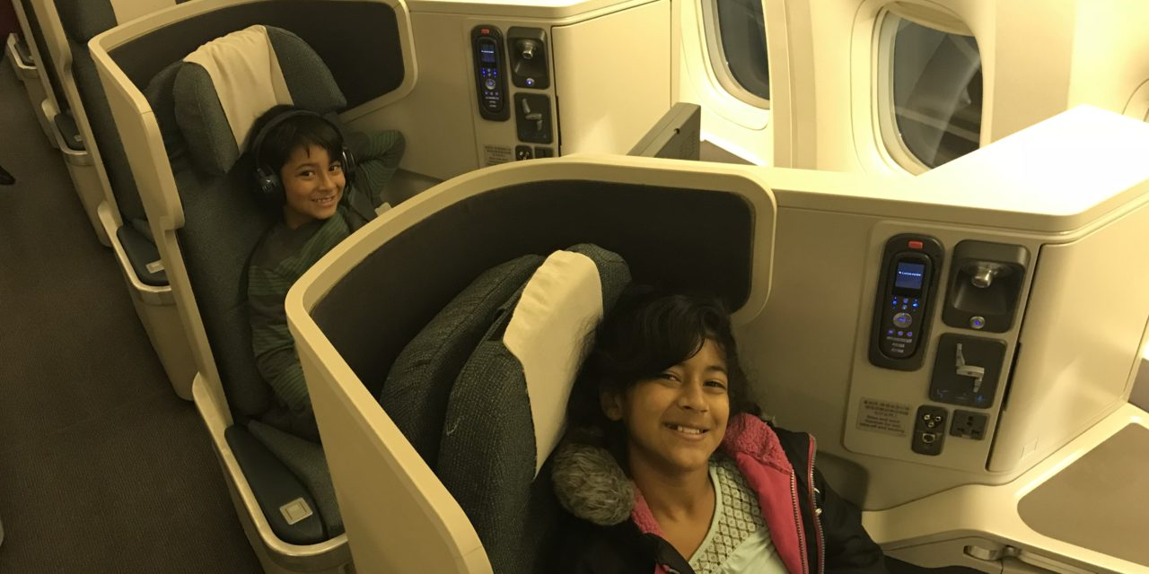 Traveling Business Class with Kids: Is it Worth It? - InsideFlyer