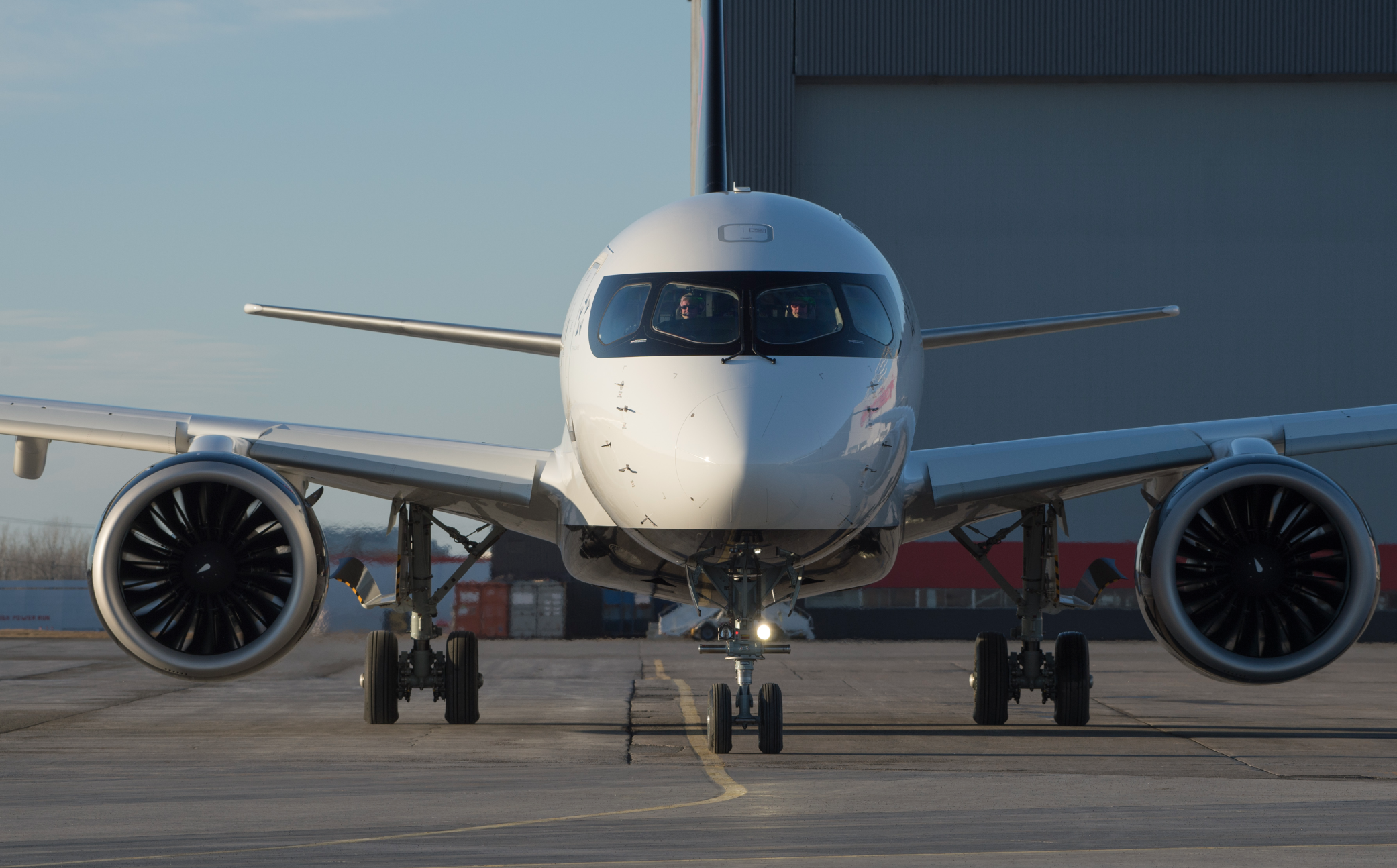 Air Canada Celebrates the Arrival of its First Airbus A220 - InsideFlyer