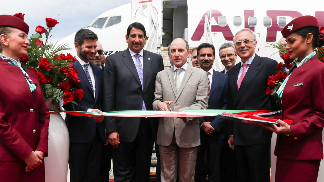 Air Italy and Qatar Airways first Boeing 737 MAX