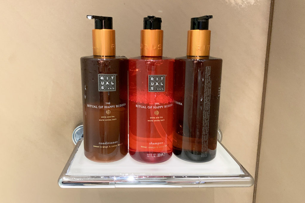 Amenities by Rituals