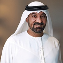 His highness Sheikh Ahmed bin Saeed Al Maktoum, Chairman and Chief Executive of Emirates Group