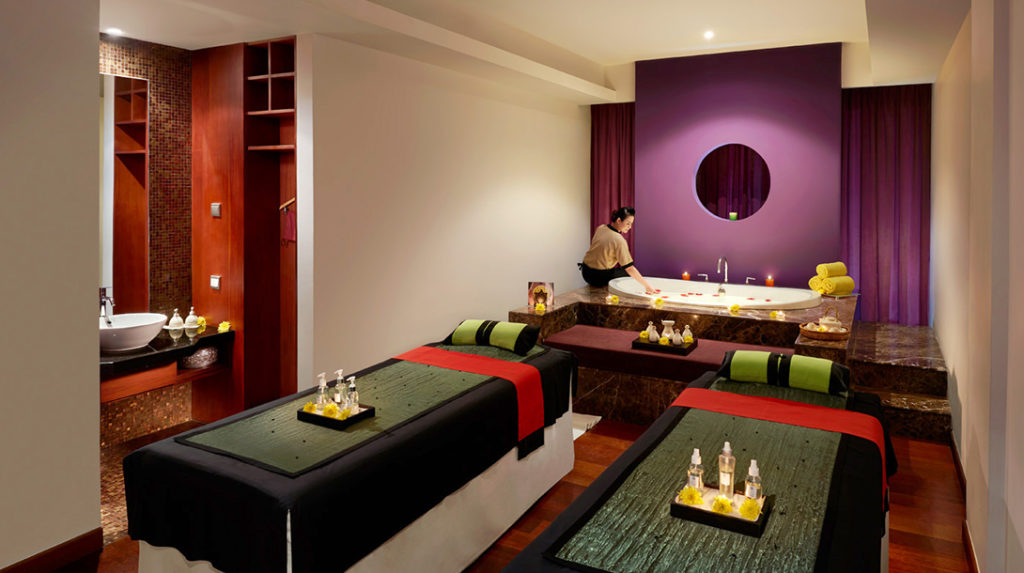 Angsana Spa at Cinnamon Grand Colombo