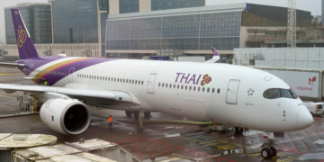Thai Airways Airbus A350