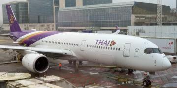 Thai Airways Airbus A350
