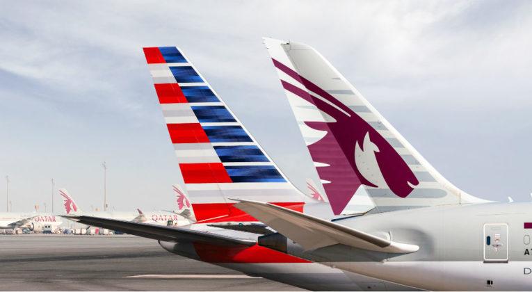 Qatar Airways American Airlines codeshare (Source: Qatar Airways)