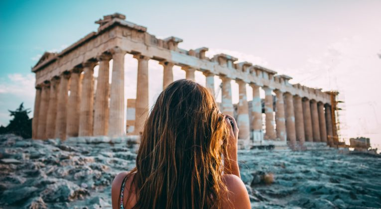 Akropolis in Athens (Source: Unsplash / Arthur Yeti)