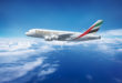 Emirates Airbus A380 (Source: Emirates)