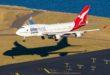 Qantas Boeing 747 (Source: Qantas / Instagram sjaviationphotography)