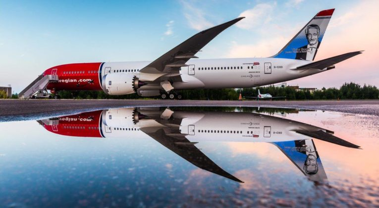 Norwegian connects New York and Los Angeles with Paris - InsideFlyer