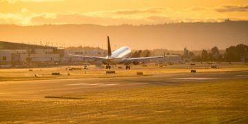 Delta aircraft on Portland Airport (Source: Unsplash / Avel Chuklanov)