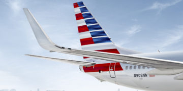 American Airlines Boeing 737 aircraft (Source: American Airlines)