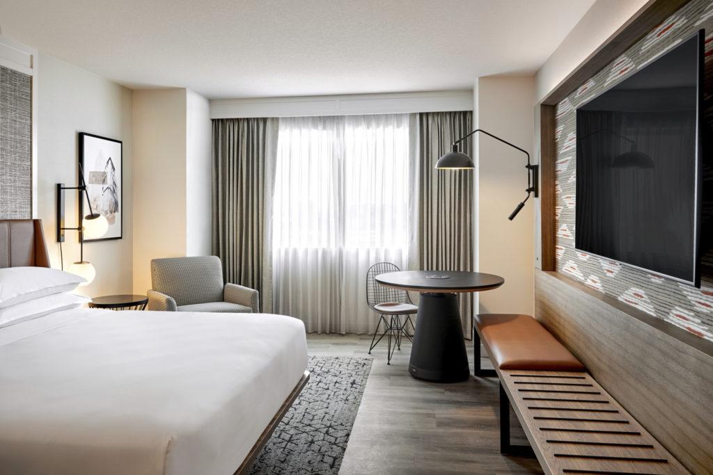 Sheraton Hotels & Resorts new brand design